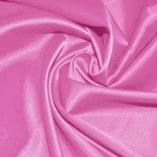 Стрейч атлас ярко розовый оптом