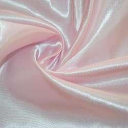 Атлас розово-молочный ш.150 оптом