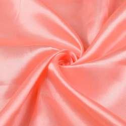 Атлас чайная роза (оттенок), ш.150 оптом