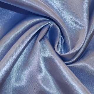 Атлас фиолетово голубой ш.150 оптом