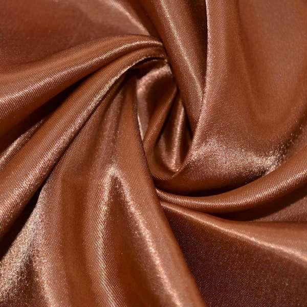 Атлас коричнево-рыжий ш.150 оптом