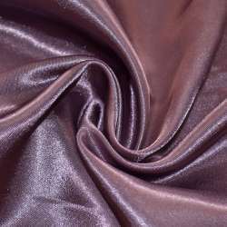 Атлас фиолетово-серый ш.150 оптом