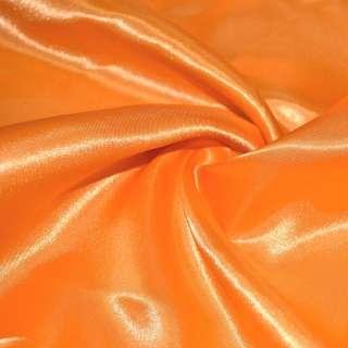 Атлас помаранчевий яскравий ш.150 оптом