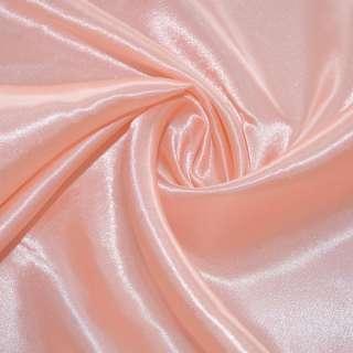 атлас бледно розовый ш.150 оптом