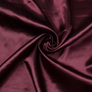 Атлас вишневий темний ш.150 оптом