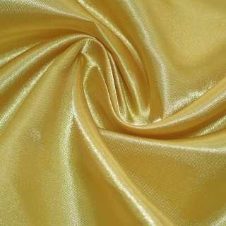Атлас желто золотистый ш.150 оптом