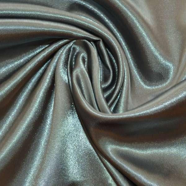 Атлас серебристо-серый ш.150 оптом