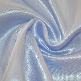 Атлас голубой ш.150 оптом