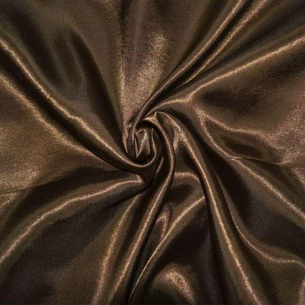 Атлас коричневый ш.150 оптом
