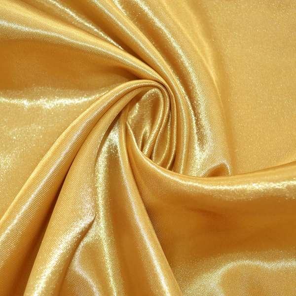 Атлас желтый светлый ш.145 оптом