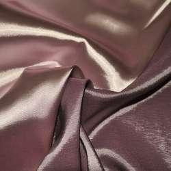 Атлас стрейч хамелеон пепельно-розовый ш.150 оптом