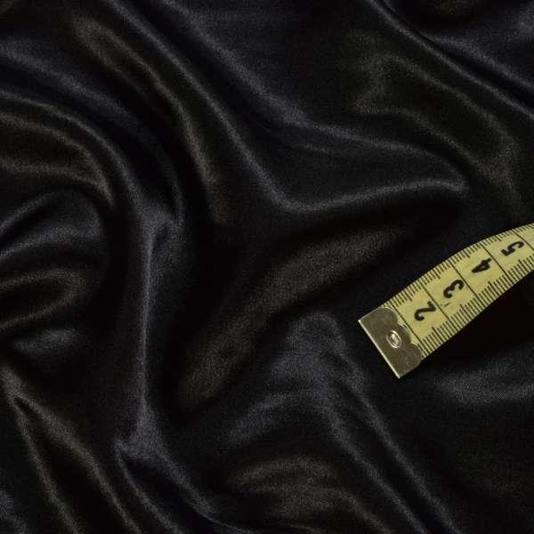 Атлас стрейч шамус черный ш.150 оптом