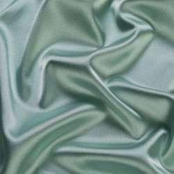 Атлас стрейч шамус голубой с серым оттенком ш.150 оптом