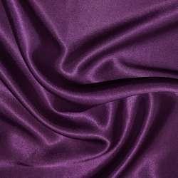 Атлас стрейч шамус сиреневый темный ш.150 оптом