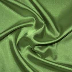 Атлас стрейч шамус зеленый светлый ш.150 оптом