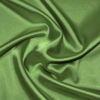 Стрейч атлас шамус зеленый светлый ш.150 оптом