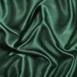 Атлас стрейч шамус зеленый темный ш.150 оптом