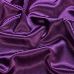 Атлас стрейч шамус светло-фиолетовый ш.150 оптом