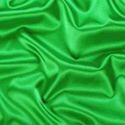 Атлас стрейч шамус ярко-зеленый ш.150 оптом