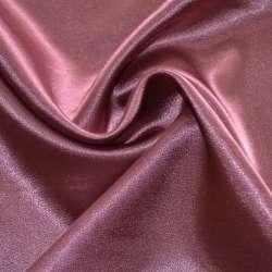 Атлас стрейч шамус темный фрез пл.130 г/м ш.150
