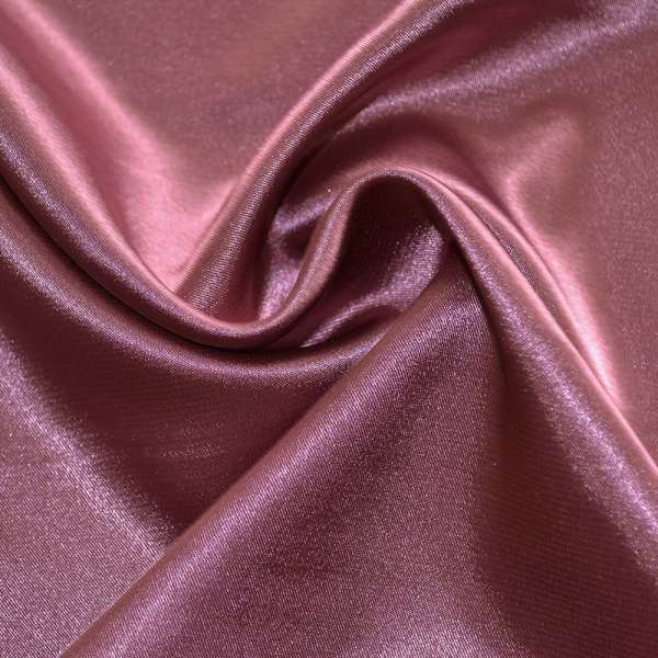 Атлас стрейч шамус темный фрез пл.130 г/м ш.150 оптом