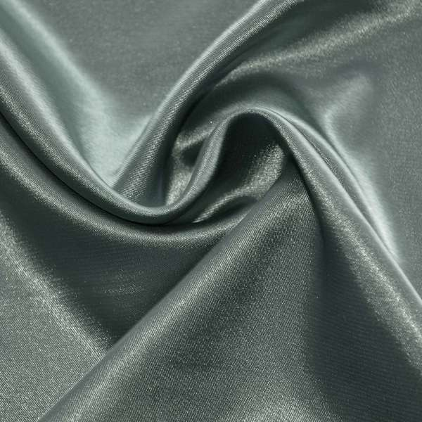 Атлас стрейч шамус средне-серый пл.130 г/м ш.150 оптом