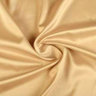 Шовк японський стрейч золотистий ш.150 оптом