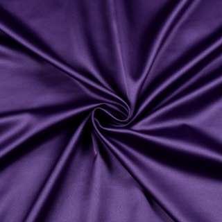 Шовк японський стрейч фиолетовий ш.150 оптом