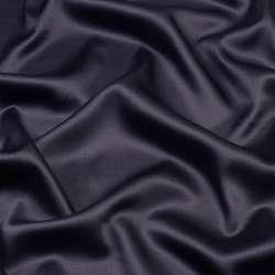 Шелк японский стрейч фиолетово-серый ш.150