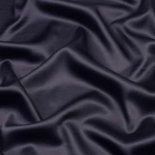 Шовк японський стрейч фіолетово-сірий ш.150 оптом