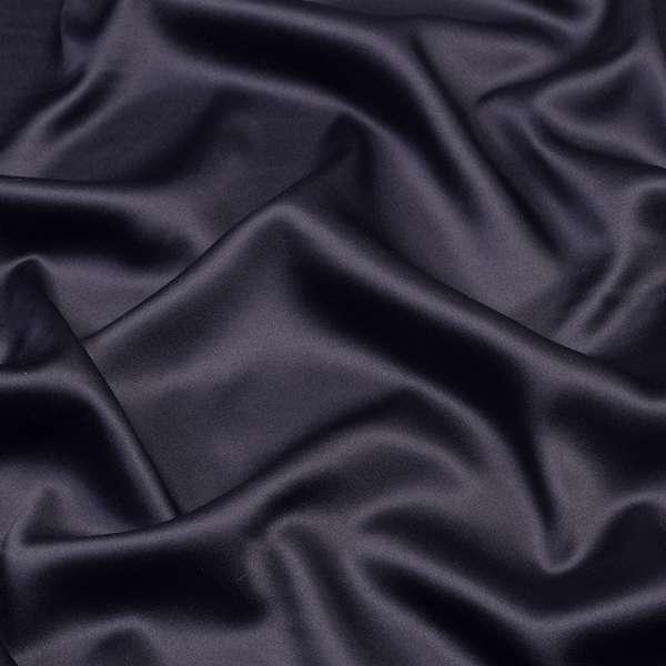Шелк японский стрейч фиолетово-серый ш.150 оптом