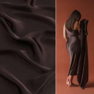 Шовк японський темно-коричневий ш.150 оптом