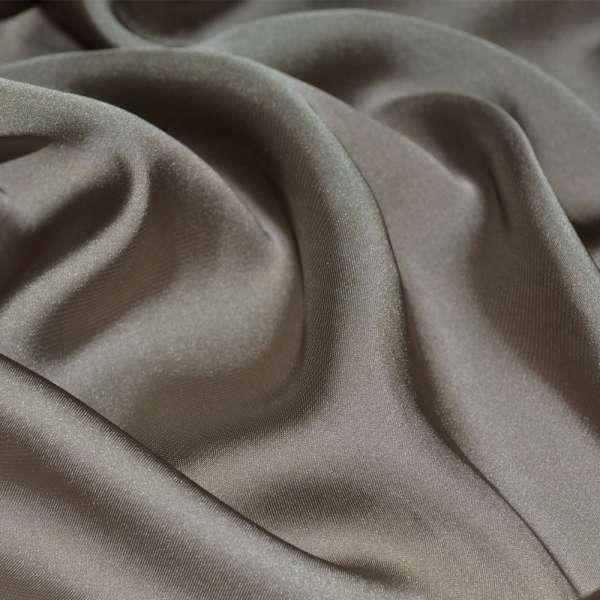 Шелк японский светло-коричневый с серым оттенком ш.150 оптом