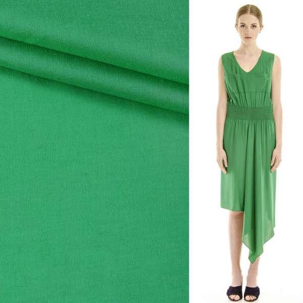 Батист зеленый ш.145 оптом