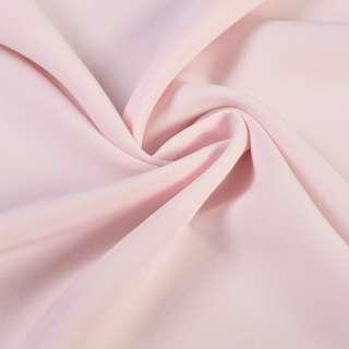 Креп костюмный бистрейч розовый ш.150 оптом