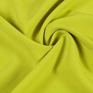 Креп костюмный бистрейч зеленое яблоко ш.150 оптом