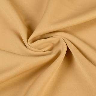 Креп костюмный бистрейч карамель ш.150 оптом