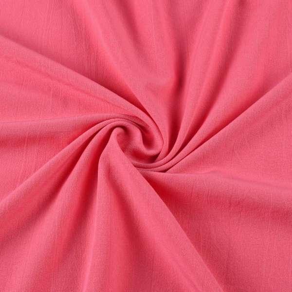 Бистрейч плательный розовый темный, ш.150 оптом