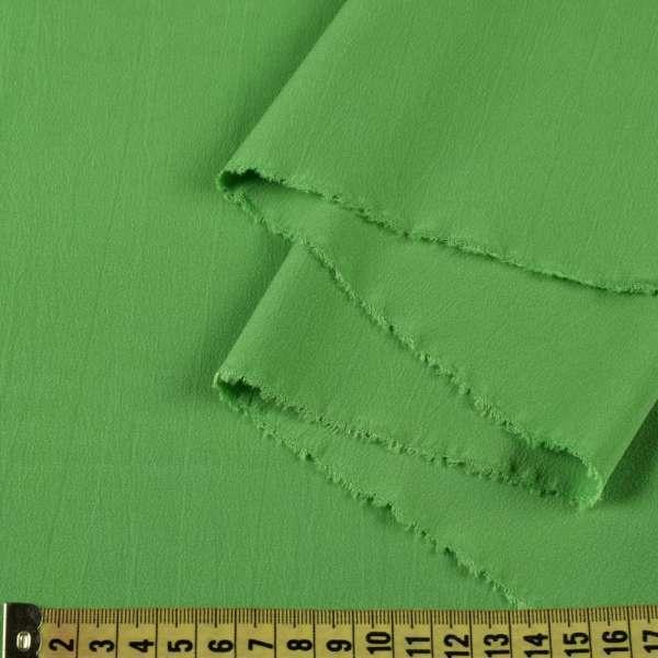 Бистрейч плательный зеленый, ш.150 оптом