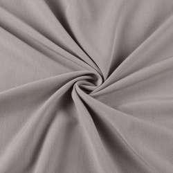 Бистрейч плательный серый кварцевый, ш.154 оптом