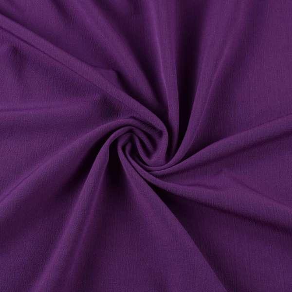 Бистрейч плательный фиолетовый, ш.155 оптом