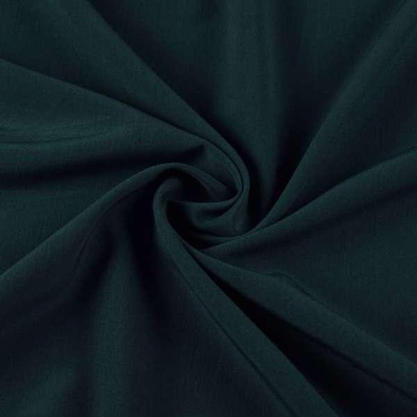 Бистрейч плательный зеленый темный, ш.155 оптом