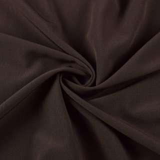 Бістрейч платтяна коричневий темний, ш.150 оптом