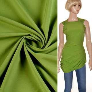 Биэластик гладкий светло-зеленый ш.150 оптом