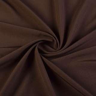 Биэластик гладкий коричневый ш.150 оптом