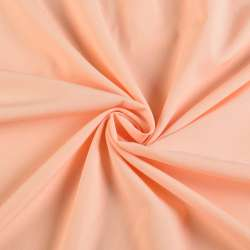Биэластик гладкий оранжево-персиковый ш.150 оптом