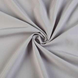 Биэластик гладкий бледно серый ш.150 оптом