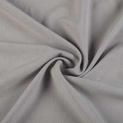 Биэластик жатый светло-серый ш.150