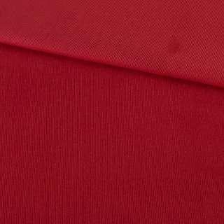 Микровельвет красный однотонный не стрейч, ш.145 оптом