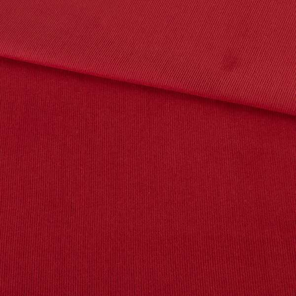 Микровельвет красный не стрейч, ш.145 оптом